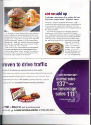 Pat & Oscar's in Restaurant Business Magazine