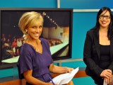 Otay Ranch Town Center and Fashion's Night Out Featured on KFMB MorningNews