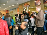 Media Coverage for Grand Opening of Chula Vista Library at Otay Ranch TownCenter