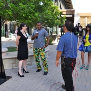 Brad Perry from KUSI previews Fashion's Night Out